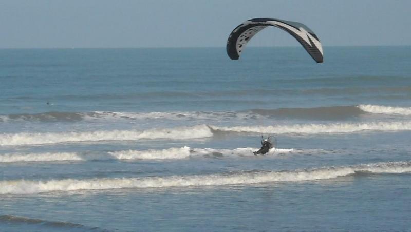Surf report Grand Village - France (17) 2009-05-02 12:00:00