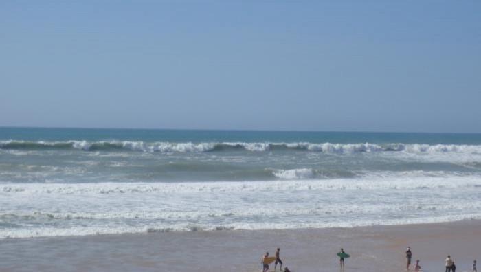 Surf report Lacanau Océan - La Nord - France (33) 2009-05-02 12:00:00