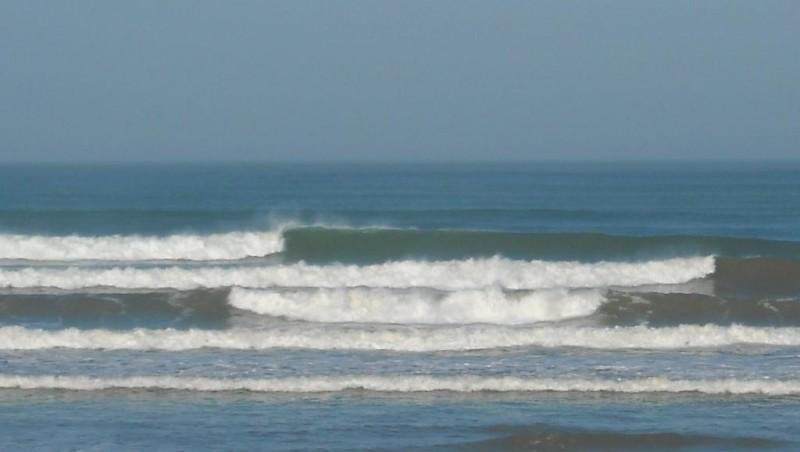 Surf report Grand Village - France (17) 2009-05-03 12:00:00