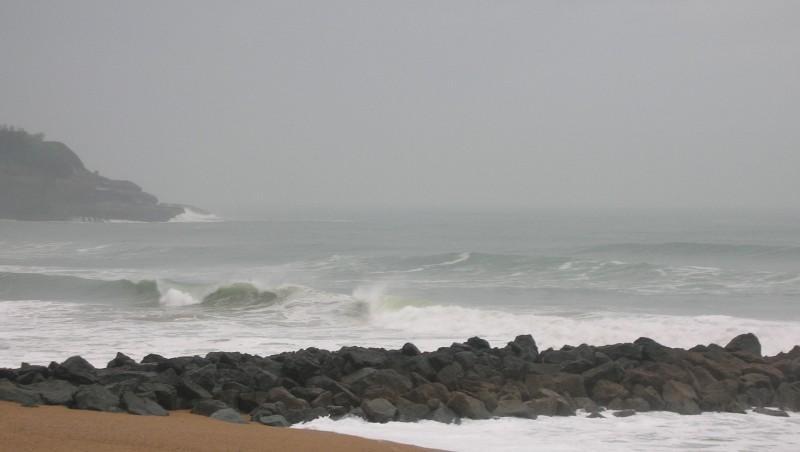 Surf report Anglet VVF - France (64) 2009-05-10 12:00:00
