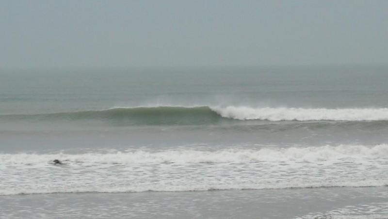 Surf report Grand Village - France (17) 2009-05-10 12:00:00