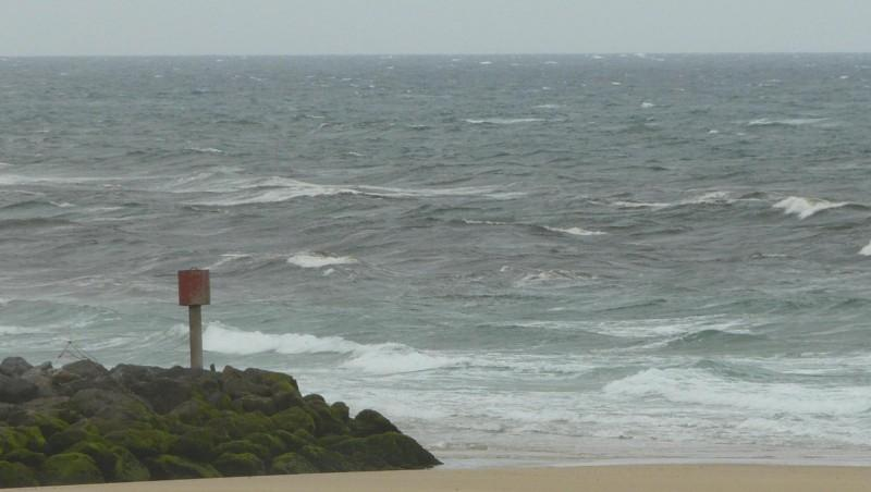 Surf report Mimizan - Plage Sud - France (40) 2009-05-14 12:00:00