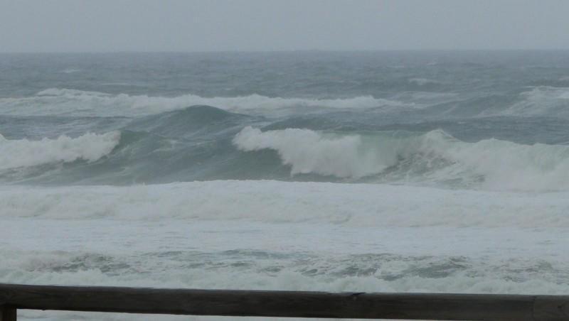 Surf report Mimizan - Plage Sud - France (40) 2009-05-15 12:00:00
