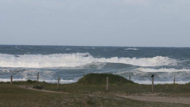 Surf report Pors Carn - France (29) 2009-05-15 12:00:00