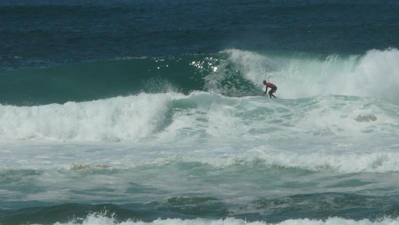 Surf report Mimizan - Plage Sud - France (40) 2009-05-16 12:00:00