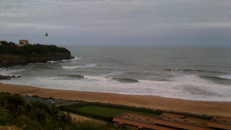 Surf report Anglet VVF - France (64) 2009-05-18 08:30:00