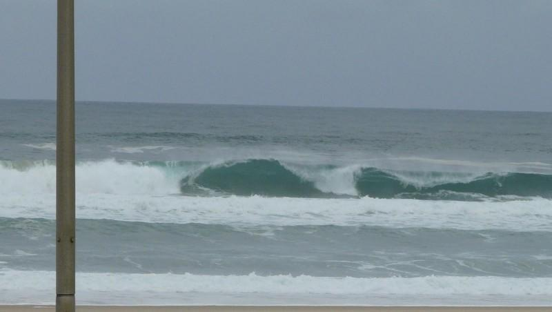 Surf report Mimizan - Plage Sud - France (40) 2009-05-18 12:00:00