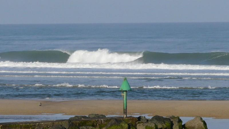 Surf report Mimizan - Plage Sud - France (40) 2009-05-20 12:00:00