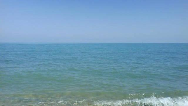 Surf report Saint-Laurent-du-Var - Plage Cousteau - France (06) 2009-05-20 12:00:00