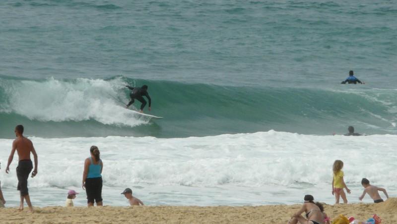 Surf report Mimizan - Plage Sud - France (40) 2009-05-21 12:00:00