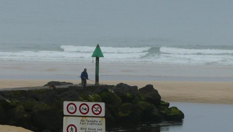 Surf report Mimizan - Plage Sud - France (40) 2009-05-22 12:00:00