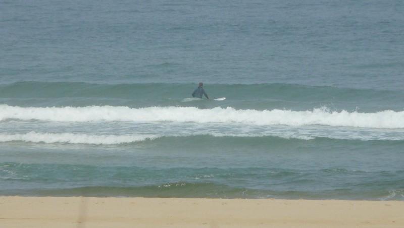 Surf report Mimizan - Plage Sud - France (40) 2009-05-23 12:00:00