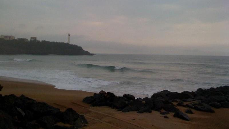 Surf report Anglet VVF - France (64) 2009-05-25 12:00:00