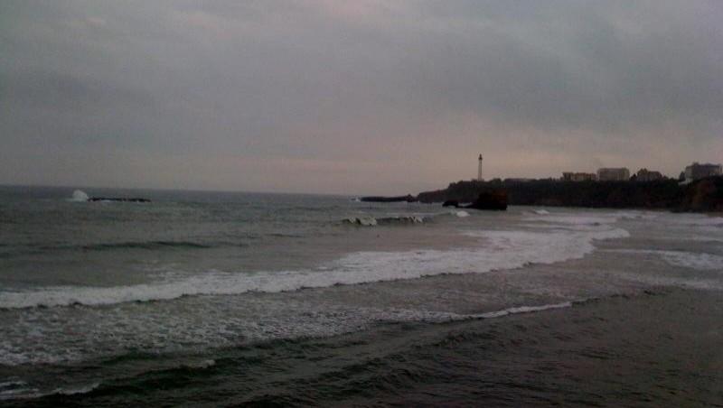 Surf report Biarritz - Grande Plage - France (64) 2009-05-25 12:00:00