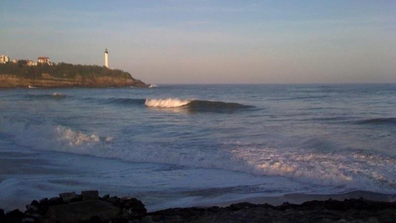 Surf report Anglet VVF - France (64) 2009-05-28 12:00:00
