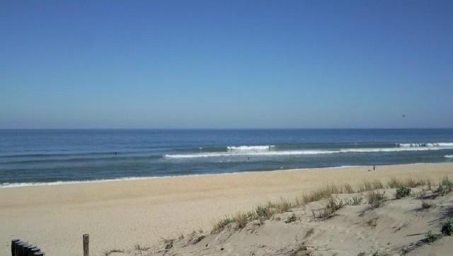Surf report Le Porge - France (33) 2009-05-30 12:00:00