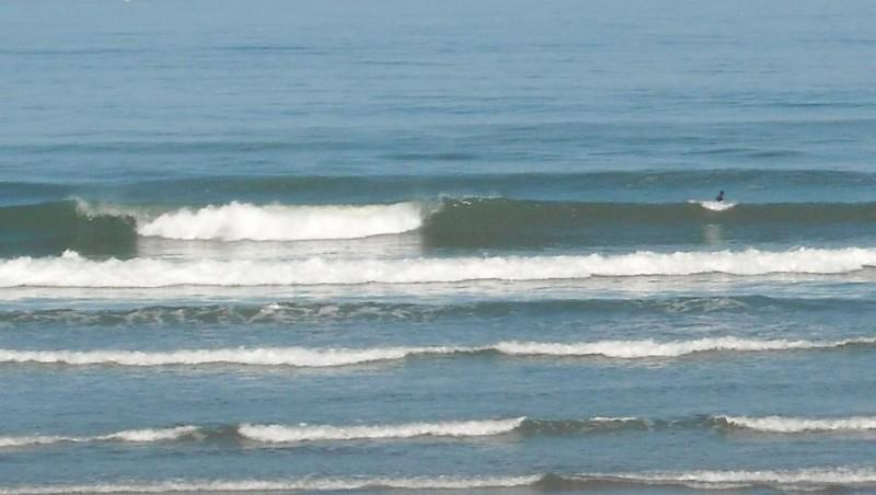 Surf report Grand Village - France (17) 2009-07-01 12:00:00