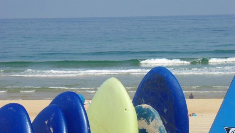 Surf report Seignosse - Les Casernes - France (40) 2009-07-01 12:00:00