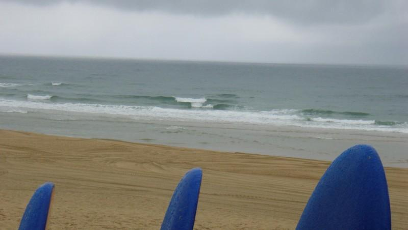 Surf report Seignosse - Les Casernes - France (40) 2009-07-02 12:00:00