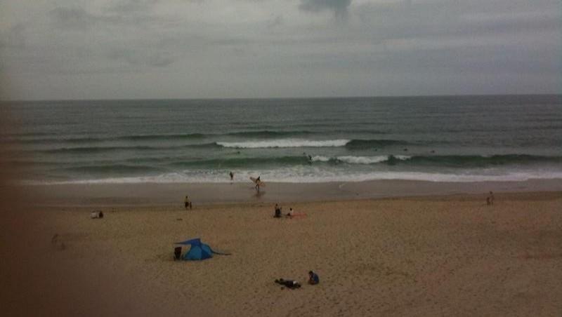 Surf report Hourtin Océan - La Centrale - France (33) 2009-07-03 14:25:00