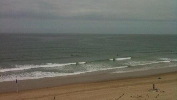 Surf report Soulac sur Mer - France (33) 2009-07-03 13:35:00