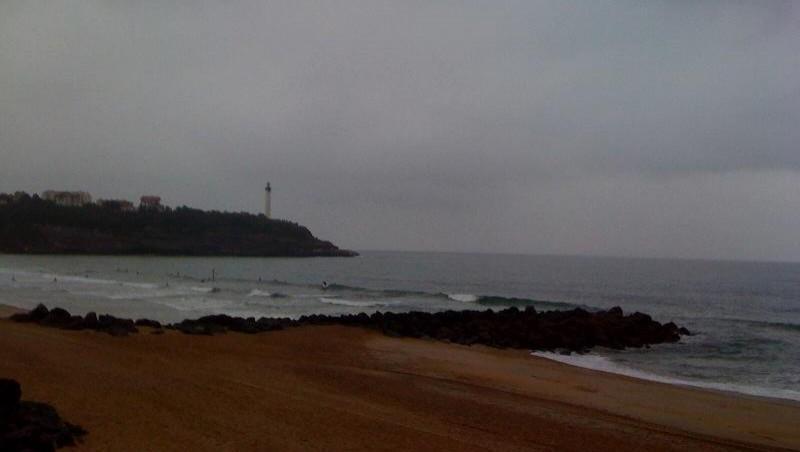 Surf report Anglet VVF - France (64) 2009-07-04 12:00:00