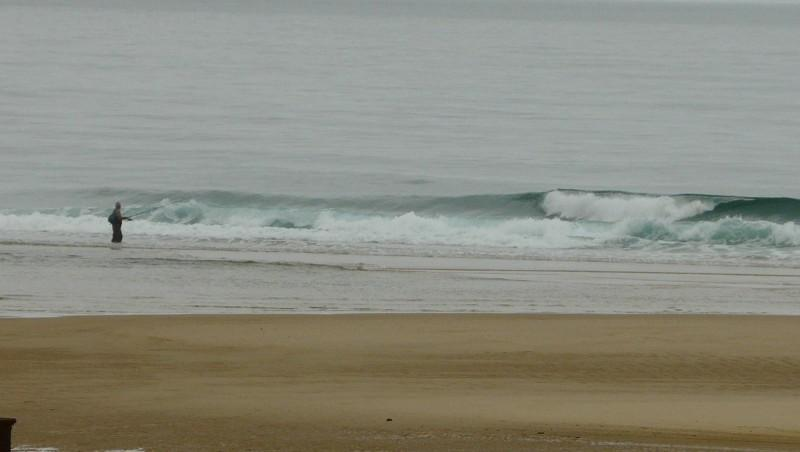 Surf report Mimizan - Plage Sud - France (40) 2009-07-04 12:00:00
