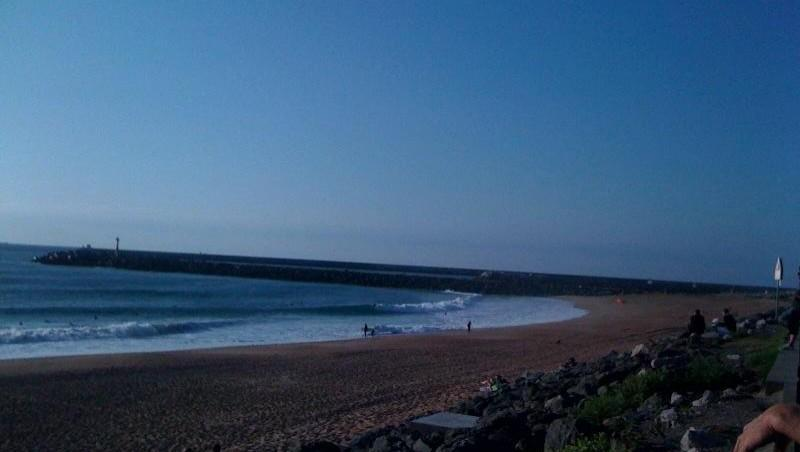 Surf report Anglet Les Cavaliers - France (64) 2009-07-05 12:00:00