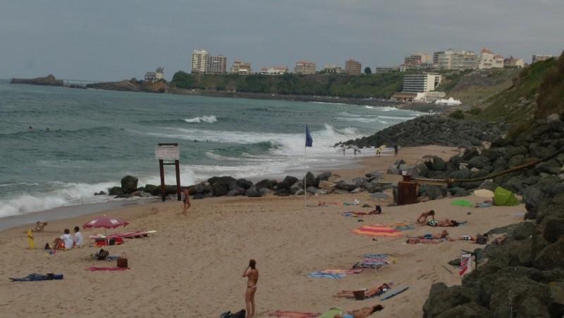 Surf report Marbella - France (64) 2009-07-05 12:00:00