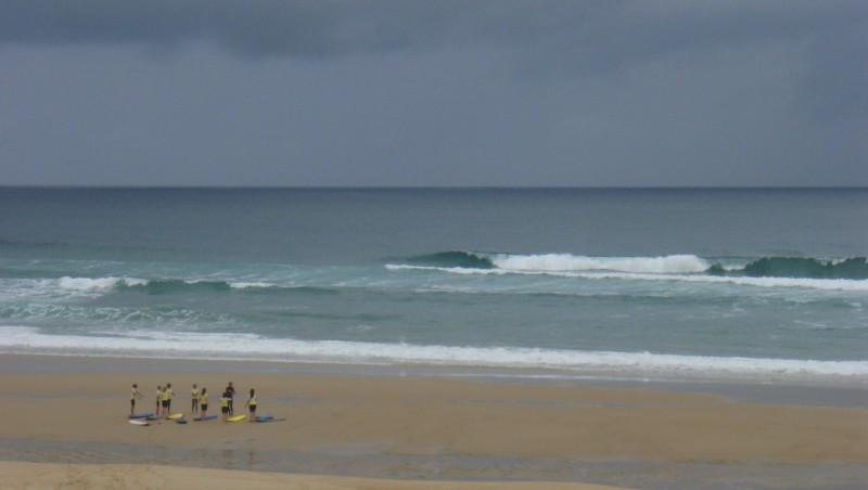 Surf report Seignosse - Les Casernes - France (40) 2009-07-06 12:00:00