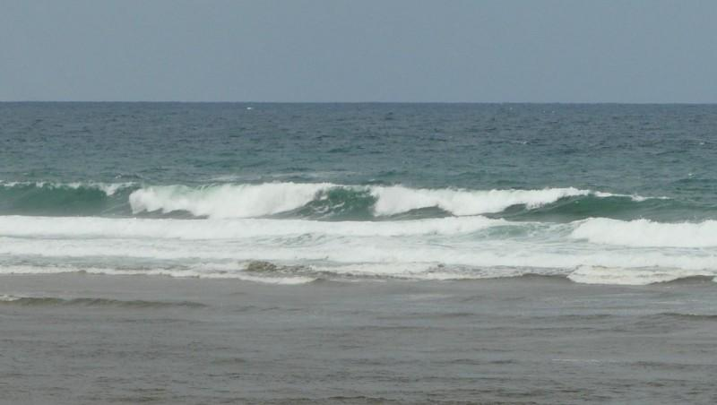 Surf report Mimizan - Plage Sud - France (40) 2009-07-07 12:00:00