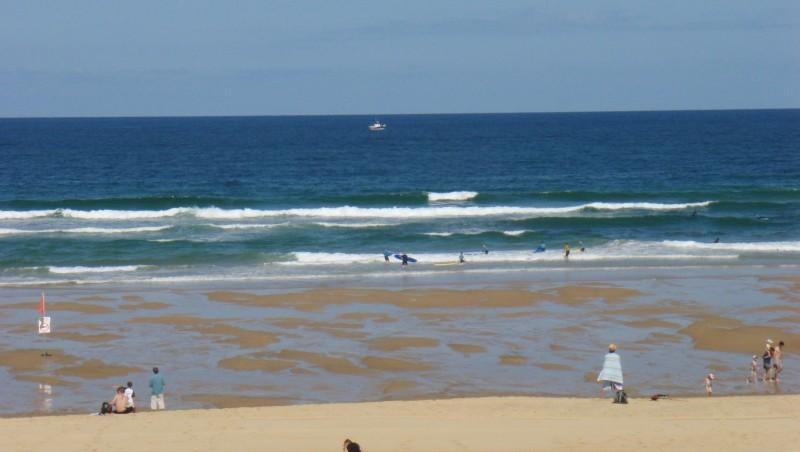 Surf report Seignosse - Les Casernes - France (40) 2009-07-09 12:00:00