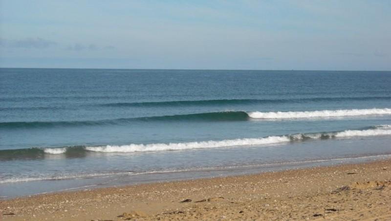Surf report Grand Village - France (17) 2009-07-11 12:00:00