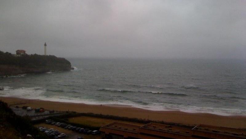Surf report Anglet VVF - France (64) 2009-07-13 12:00:00