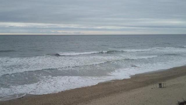 Surf report Soulac - L'Amélie - France (33) 2009-07-13 12:00:00