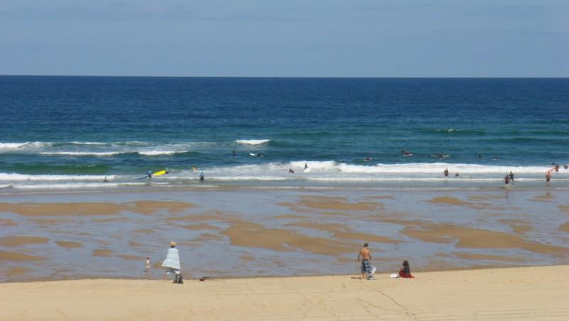 Surf report Seignosse - Les Casernes - France (40) 2009-07-13 12:00:00