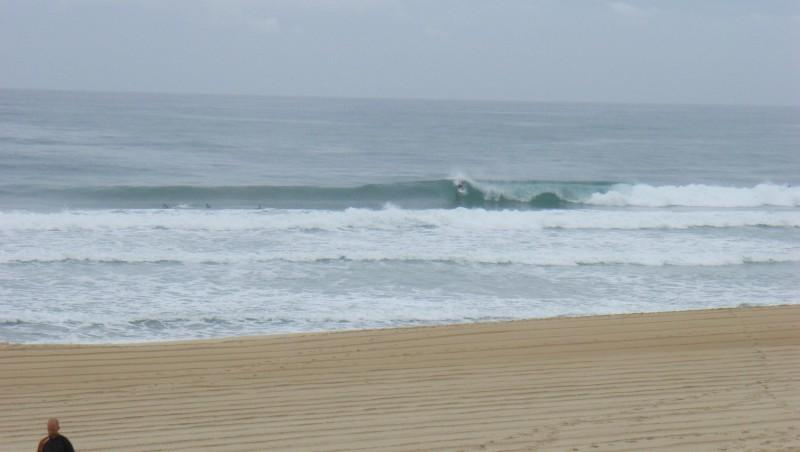 Surf report Seignosse - Les Casernes - France (40) 2009-07-14 12:00:00