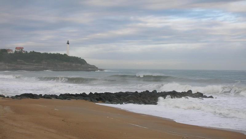 Surf report Anglet VVF - France (64) 2009-07-15 12:00:00