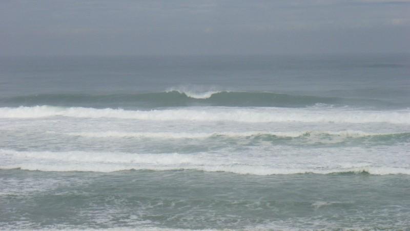 Surf report Seignosse - Les Casernes - France (40) 2009-07-15 12:00:00