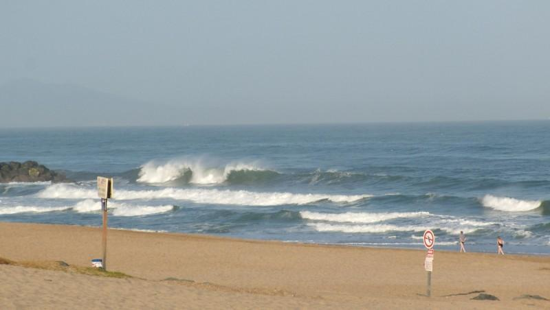 Surf report Anglet Sables d'Or - France (64) 2009-07-16 12:00:00