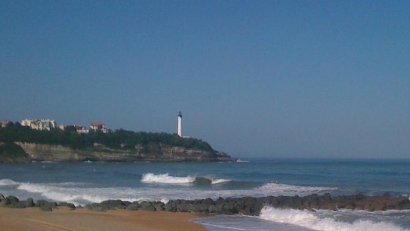 Surf report Anglet VVF - France (64) 2009-07-16 12:00:00