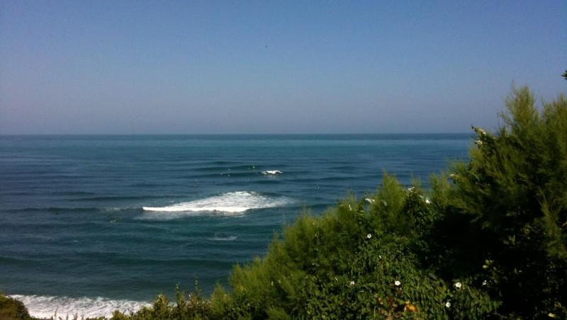 Surf report Guethary Parlementia - France (64) 2009-07-16 11:30:00