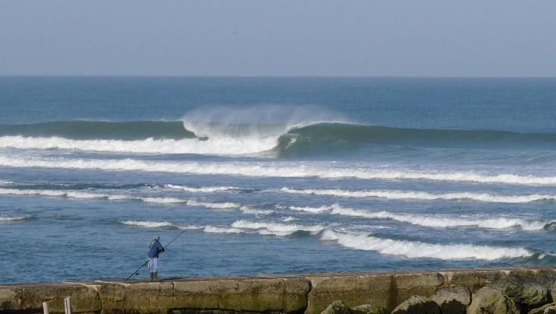 Surf report Mimizan - Plage Sud - France (40) 2009-07-16 12:00:00
