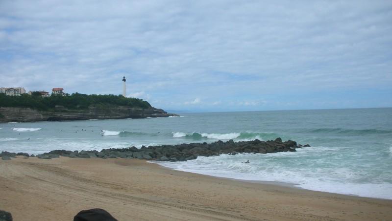 Surf report Anglet VVF - France (64) 2009-07-19 12:00:00