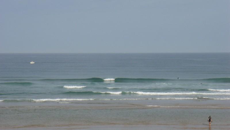 Surf report Seignosse - Les Casernes - France (40) 2009-07-22 12:00:00