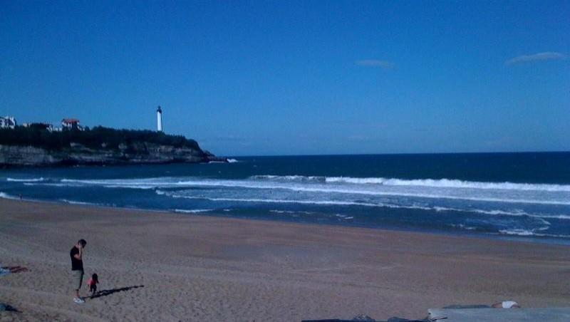 Surf report Anglet VVF - France (64) 2009-07-23 12:00:00