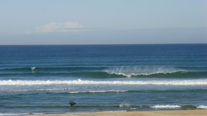 Surf report Seignosse - Les Casernes - France (40) 2009-07-23 12:00:00