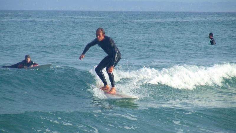 Surf report La Torche - France (29) 2009-07-26 12:00:00