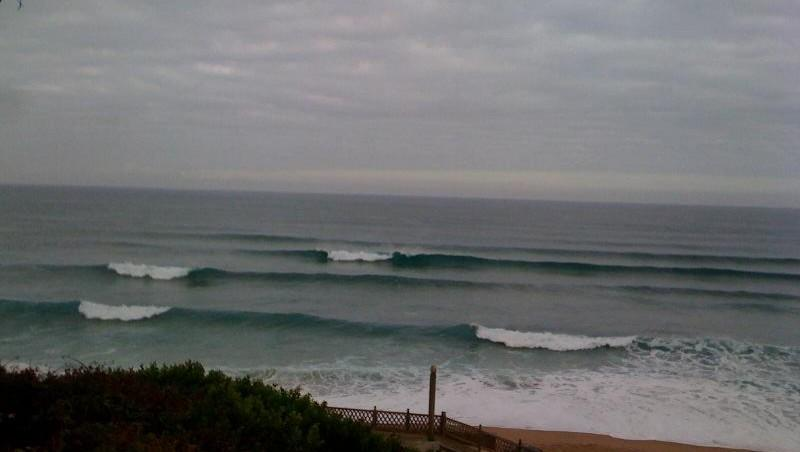 Surf report Bidart Centre - France (64) 2009-07-28 12:00:00