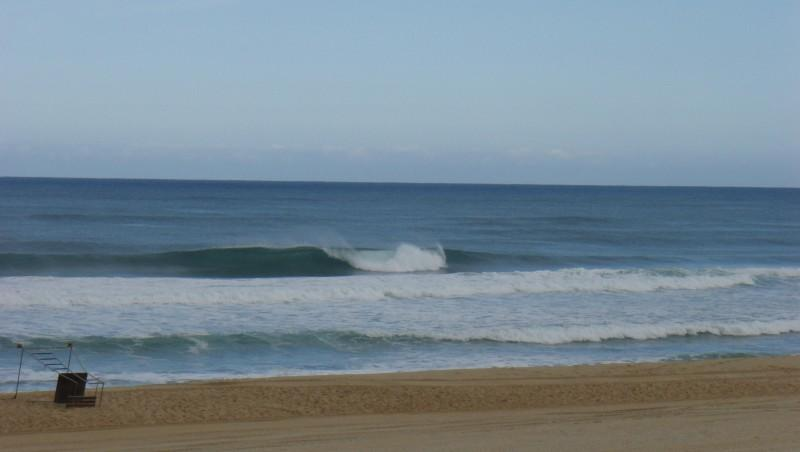 Surf report Seignosse - Les Casernes - France (40) 2009-07-28 12:00:00
